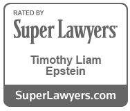 Super Lawyers Timothy Liam Epstein
